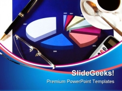 Office Work Metaphor PowerPoint Templates And PowerPoint Backgrounds 0811
