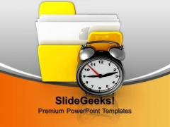 Online And Offline Business Time Planning PowerPoint Templates And PowerPoint Themes 0912