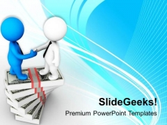 Opportunity For Business Deal PowerPoint Templates Ppt Backgrounds For Slides 0513