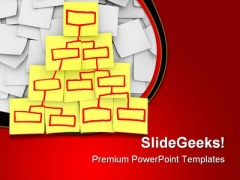 Organizational Chart Business PowerPoint Themes And PowerPoint Slides 0411