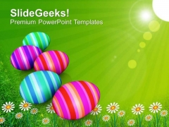 Origin Of Spring Festival Happy Easter Day PowerPoint Templates Ppt Backgrounds For Slides 0313
