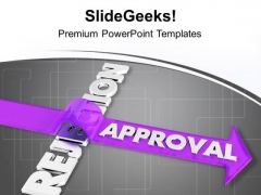 Overcome From Negative Feedback PowerPoint Templates Ppt Backgrounds For Slides 0613