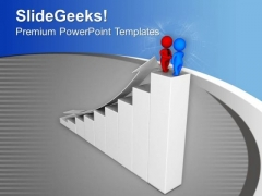 Partners Can Get Top Positions PowerPoint Templates Ppt Backgrounds For Slides 0713