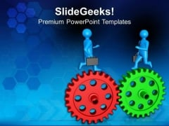 Partnership Business Concept PowerPoint Templates Ppt Backgrounds For Slides 0513