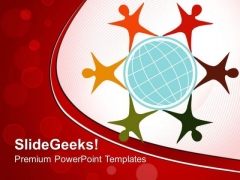 People Community Global PowerPoint Templates And PowerPoint Themes 0712
