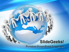 People Holding Hands Global PowerPoint Themes And PowerPoint Slides 0311