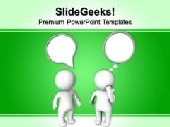 Person With Thought Business PowerPoint Templates And PowerPoint Themes 0712