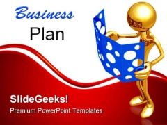 Plan Full Of Holes Business PowerPoint Templates And PowerPoint Backgrounds 0711