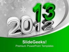 Plan New Year Celebration PowerPoint Templates Ppt Backgrounds For Slides 0513