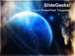 Planet Earth PowerPoint Templates And PowerPoint Backgrounds 0711