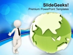 Planet Earth PowerPoint Templates Ppt Backgrounds For Slides 0413