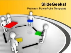 Planning Is Important For Financial Growth PowerPoint Templates Ppt Backgrounds For Slides 0713