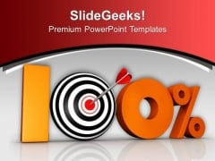 Planning To Achieve Business Target PowerPoint Templates Ppt Backgrounds For Slides 0513