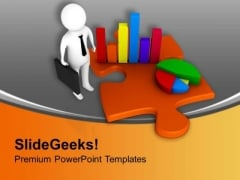 Present Your Sales And Growth Graph PowerPoint Templates Ppt Backgrounds For Slides 0713
