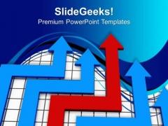 Progress Leadership Skills PowerPoint Templates Ppt Backgrounds For Slides 0413