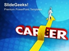 Promotion Opportunities Career PowerPoint Templates Ppt Backgrounds For Slides 0613
