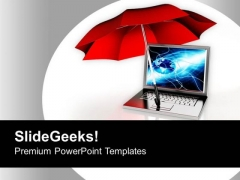 Protection Of Information And Technology PowerPoint Templates Ppt Backgrounds For Slides 0313