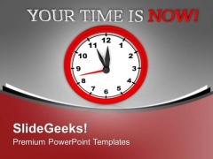 Prove To World This Is Your Time Competation PowerPoint Templates Ppt Backgrounds For Slides 0413