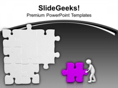 Pull The Solution To Fix The Problem PowerPoint Templates Ppt Backgrounds For Slides 0613