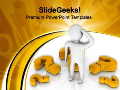 Rational Thinking PowerPoint Templates And PowerPoint Themes 0812