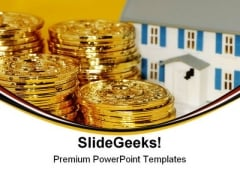 Real Estate Investment Finance PowerPoint Templates And PowerPoint Backgrounds 0711