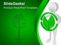 Recycle Environment PowerPoint Templates And PowerPoint Backgrounds 0511