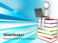 Replace Traditional Way Of Reading PowerPoint Templates Ppt Backgrounds For Slides 0513