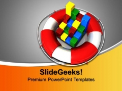 Rescue Statistics Business PowerPoint Templates And PowerPoint Themes 1112