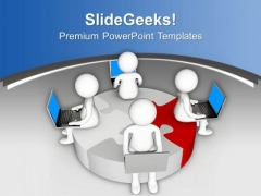 Resolve Business Issues With Team Efforts PowerPoint Templates Ppt Backgrounds For Slides 0613