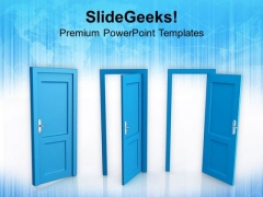Right Choice For New Career Opportunties PowerPoint Templates Ppt Backgrounds For Slides 0613