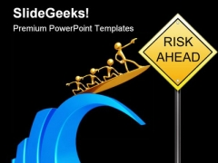 Risk Management Business PowerPoint Backgrounds And Templates 1210