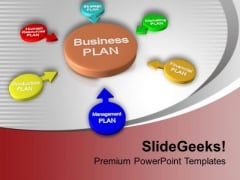 Role Of Different Field To Make Business Plan PowerPoint Templates Ppt Backgrounds For Slides 0313