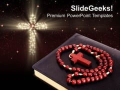 Rosary Church PowerPoint Templates And PowerPoint Themes 0812