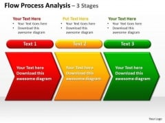 Sales Diagram Sales Diagram Flow Process Analysis 3 Stages Sales Diagram