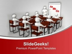 Sales Result Review Meeting PowerPoint Templates Ppt Backgrounds For Slides 0413