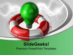 Save Energy Technology PowerPoint Templates And PowerPoint Themes 1012