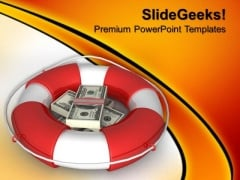 Save Money Business PowerPoint Templates And PowerPoint Themes 0812
