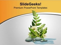 Save Plants Save Earth PowerPoint Templates Ppt Backgrounds For Slides 0613