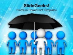 Save Your Group From Troubles PowerPoint Templates Ppt Backgrounds For Slides 0613