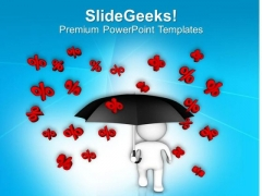 Save Your Money From Interest Hike PowerPoint Templates Ppt Backgrounds For Slides 0513