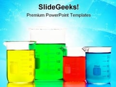 Science Research Medical PowerPoint Themes And PowerPoint Slides 0411