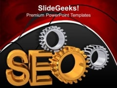 Search Engine Optimization For Internet PowerPoint Templates Ppt Backgrounds For Slides 0613