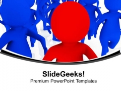 Select Your Leader For Success In Marketing PowerPoint Templates Ppt Backgrounds For Slides 0613