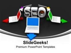 Seo Choice Marketing Business PowerPoint Templates Ppt Backgrounds For Slides 1212
