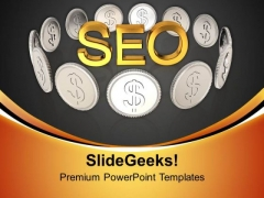 Seo New Technique For Higher Ranking PowerPoint Templates Ppt Backgrounds For Slides 0713