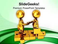 Shake Hands For New Business Deals PowerPoint Templates Ppt Backgrounds For Slides 0713