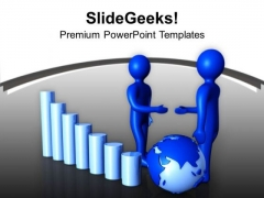 Shake Your Hands For Business Growth PowerPoint Templates Ppt Backgrounds For Slides 0713