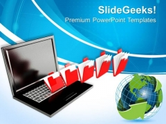 Sharing Files Global PowerPoint Templates And PowerPoint Themes 0912