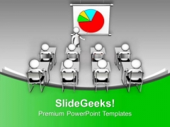 Show Business Results To Your Team PowerPoint Templates Ppt Backgrounds For Slides 0613
