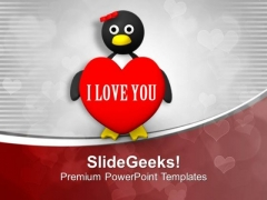Show Your Emotions PowerPoint Templates Ppt Backgrounds For Slides 0713